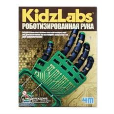 Детский конструктор «Роботизированная рука»