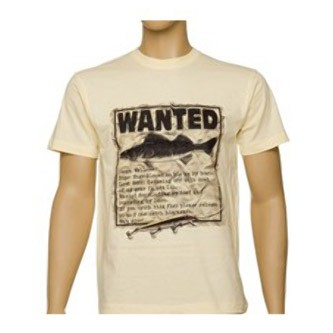 Футболка Wanted walleye