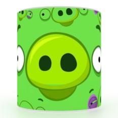 Кружка с 3D печатью Angry Birds