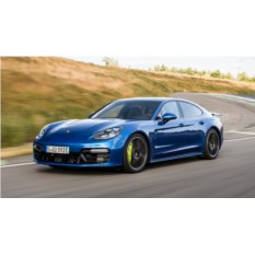 Поездка на Porsche Panamera Turbo в течении 60 минут