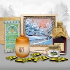 Подарочный набор Сибирь. Улей