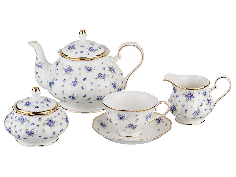 Чайный сервиз Реймон на 6 персон из 15 предметов