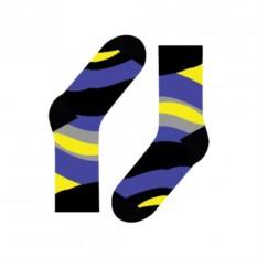 Носки Waves (цвет — черный)