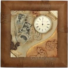 Настенные часы Старые фотографии