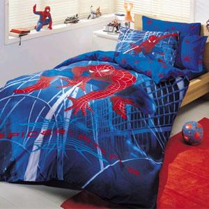 Детское постельное белье Spiderman 3