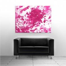 Набор абстрактной живописи Love as Art Magenta