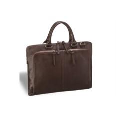 Коричневая деловая сумка Brialdi Sydney