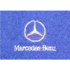 Махровое полотенце с логотипом Mercedes Benz