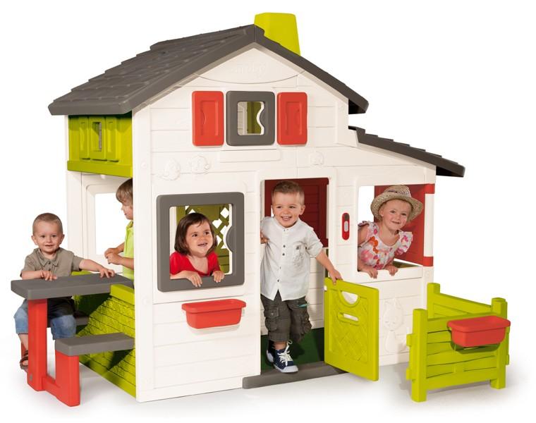 Игровой домик Smoby Домик для друзей