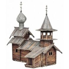 3D Пазл «Часовня Михаила Архангела»