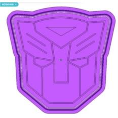 Форма для печенья Transformers Автоботы