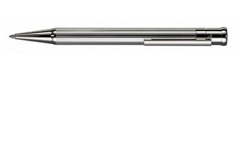 Серебряная ручка-роллер Otto Hutt Design 03