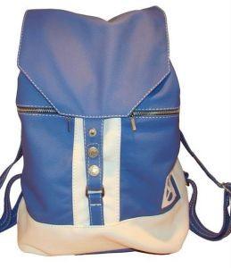 Универсальный кожаный рюкзак