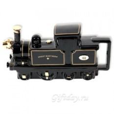 Чудо-чайник Черный локомотив