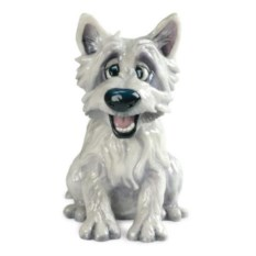 Фигурка собаки Mac