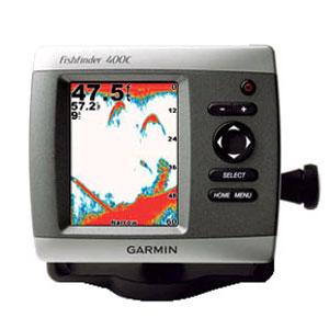 Эхолот GARMIN Fishfinder 400C Dual Beam