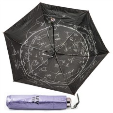 Складной зонт Звездное небо