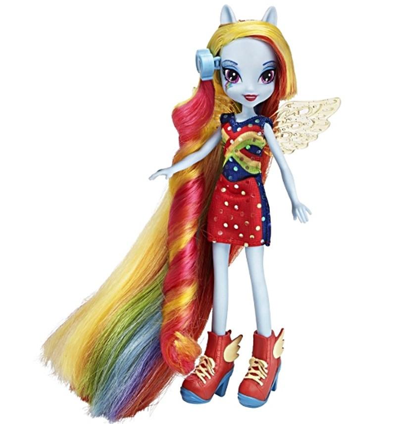 Кукла Hasbro My Little Pony Сделай мне прическу