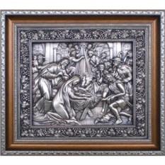 Картина Рождество Христово 38х43 см