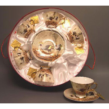 Чайный набор «Журавль»
