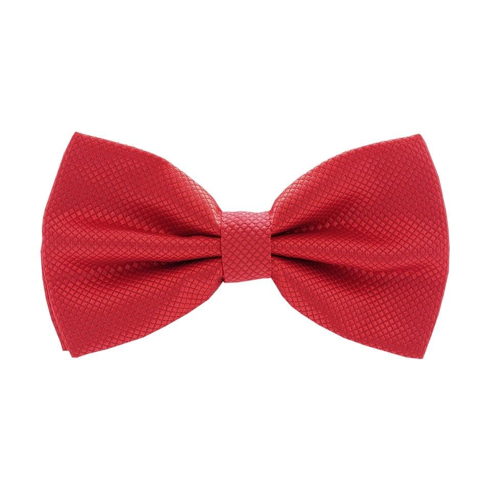 Красная галстук-бабочка