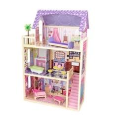 Кукольный домик из дерева Кайла