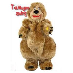 Электронный Медведь Буги-Вуги