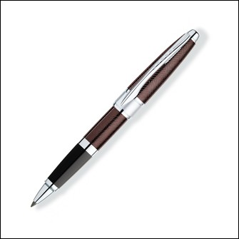 Ручка-роллер Cross Apogee, цвет sable