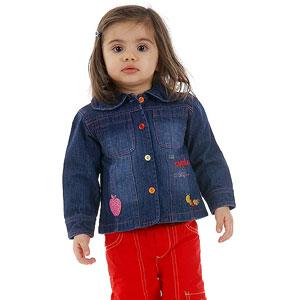 Куртка джинсовая  (Miobic) 6-24мес