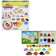 Игровой набор Play-Doh Цвета и формы