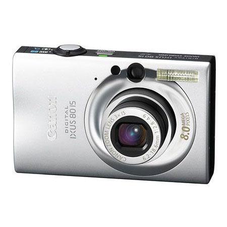 Фотоаппарат Canon Digital IXUS 80 IS