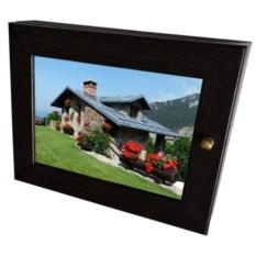 Настенная ключница Дом на холме