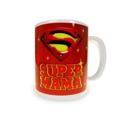 Кружка «Супер Мама» с вашей надписью