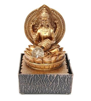 Фонтан «Золотой Будда»