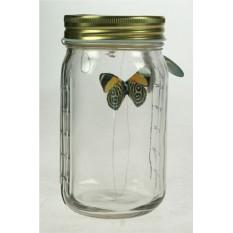 Интерьерное изделие Бабочка с подсветкой