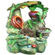 Декоративный фонтан с подсветкой Вдохновение
