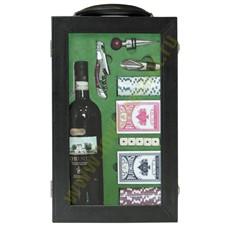 Набор винный с играми Азарт