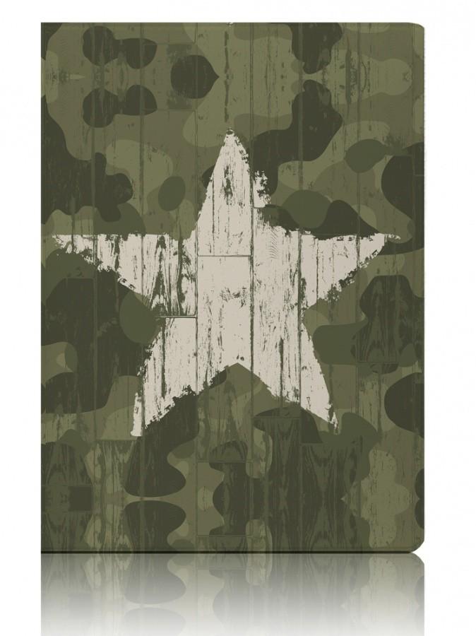 Обложка для паспорта Звезда