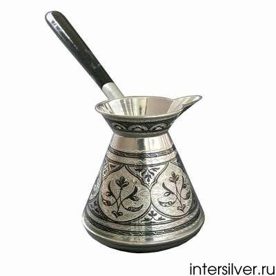Серебряная турка
