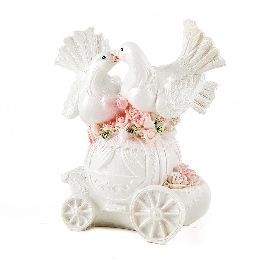 Фигурка Свадебные голуби
