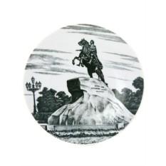 Декоративная тарелка Медный всадник