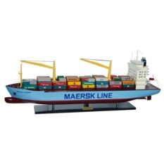 Модель грузового судна Maersk Alabama