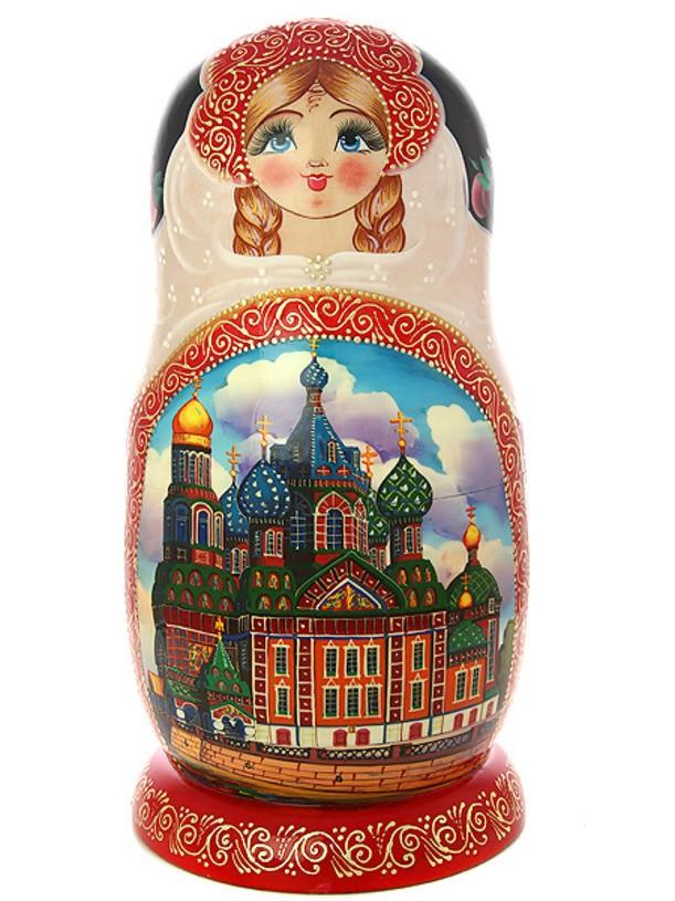 Набор матрешек «Санкт-Петербург»