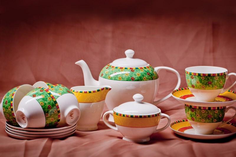 Подарок чайный сервиз стихи 63