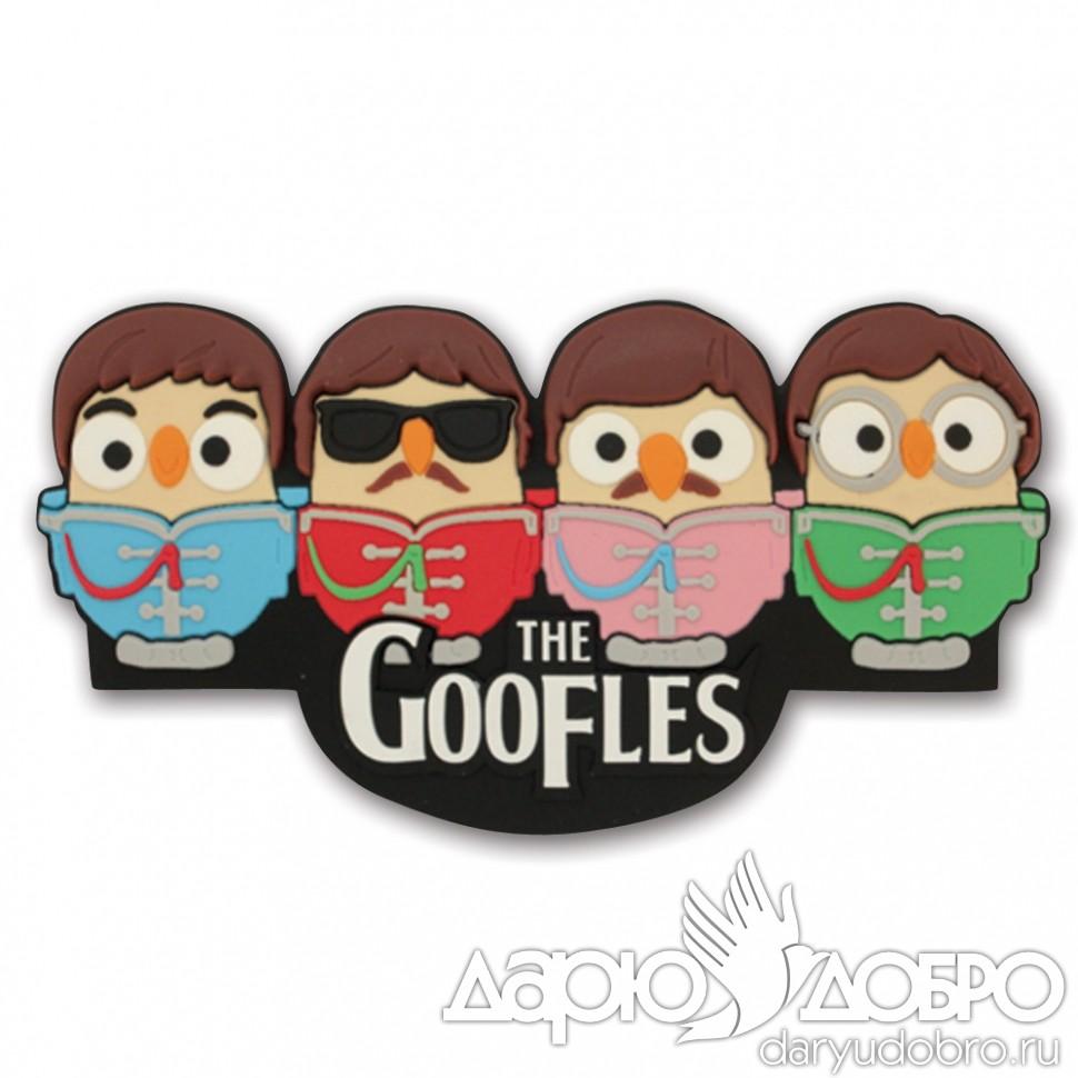 Магнит с совами Goofles от Goofi