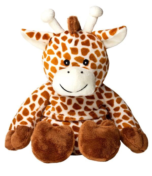 Игрушка-грелка Жирафик
