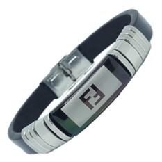 Кожаный браслет FF