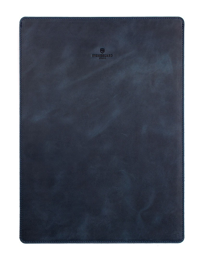 Кожаный чехол для MacBook Air 13 Ocean