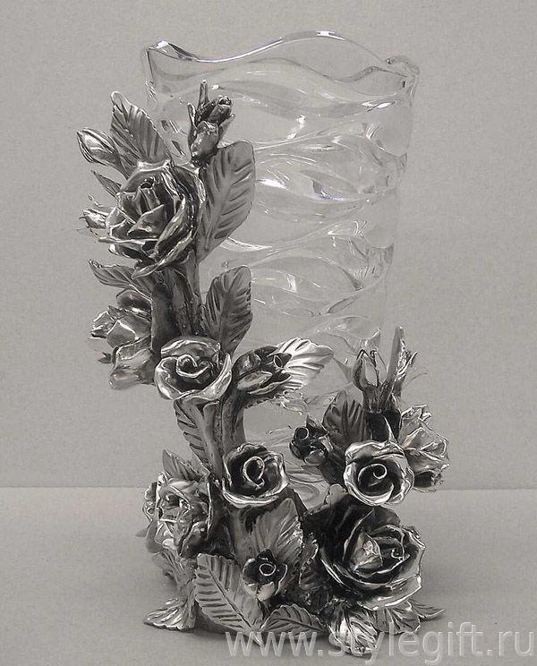 Ваза Букет роз