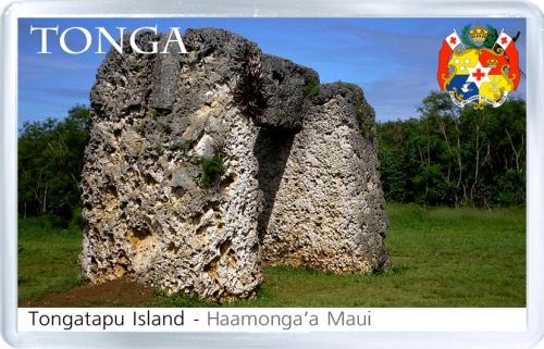 Магнит: Тонга. Ha'amonga 'a Maui
